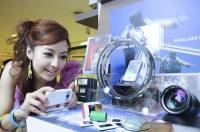 台灣Nokia發表N86手機,具有8百萬畫素的拍照能力