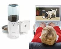 [討論] 有了遠端餵食系統....就捨得把愛狗孤單放家裡嗎?