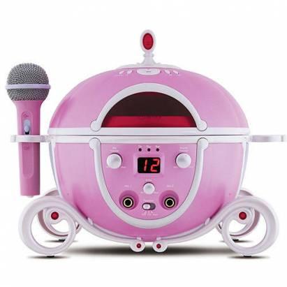 [好物] 小公主們的夢幻逸品~粉紅南瓜車