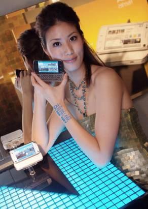 Nokia 2009年旗艦手機N97台灣上市發表會