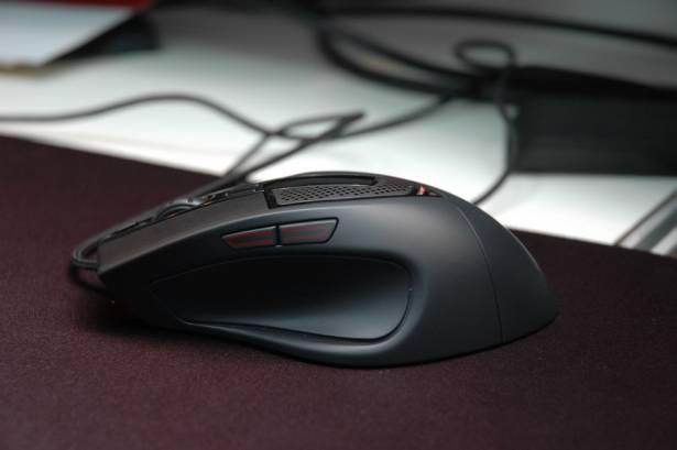 Computex 2009:CM Strom推出遊戲滑鼠