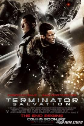 Terminator: Salvation 4  (魔鬼終結者4)