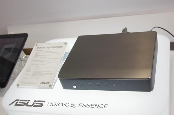 Computex 2014 :華碩 Xonar 團隊展出 WiFi DAC Mosaic 與加入 DSD 的 Essence One MK2