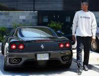 NBA球星們的名貴汽車
