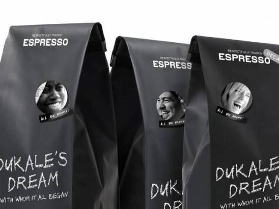 【希平方英文報】創業典範!金鋼狼改賣咖啡做慈善