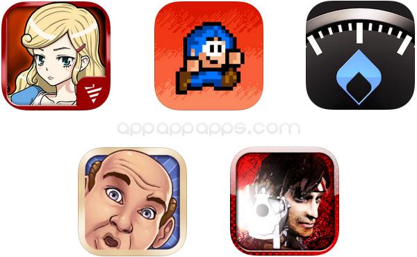 [5/3] iPhone / iPad 限時免費及減價 Apps 精選推介