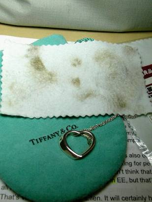 Tiffany 永保如新的秘密武器 - 神奇拭銀布