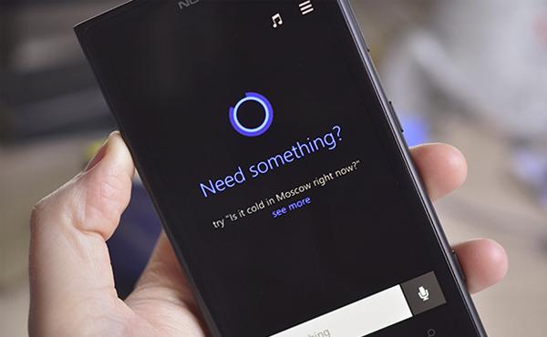 """這就是 Apple Siri 的對手: Microsoft """"Cortana"""" 人性語音助理曝光"""