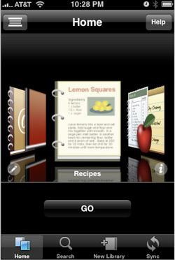 便當帶著走-Filemaker發表資料庫Bento For iPhone