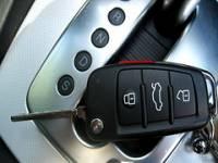 十家知名車廠的鑰匙