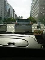 [巧遇] 貴婦不再愛用的 Lexus RX-350