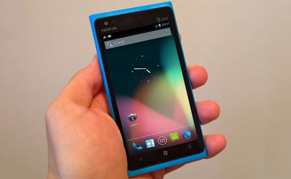 Android + Windows Phone雙系統電話不是幻想, 今年正式面世