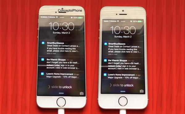 根據流出的螢幕面蓋, iPhone 6 看起來會是這樣