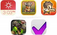 [3 3] iPhone iPad 限時免費及減價 Apps 精選推介