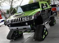 履帶式悍馬H2T