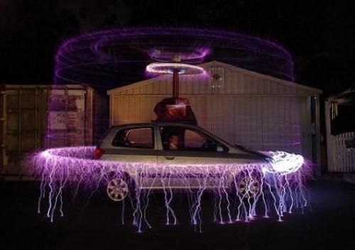最酷的汽車防盜裝置