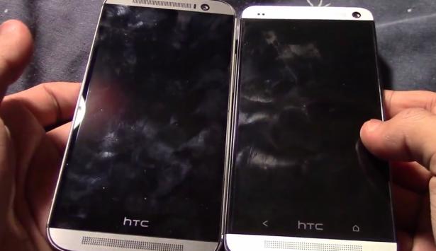 HTC New One澈底曝光: 12分鐘「評測」影片發佈前公開 [圖庫+影片]