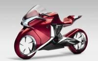 Honda V4概念摩托車
