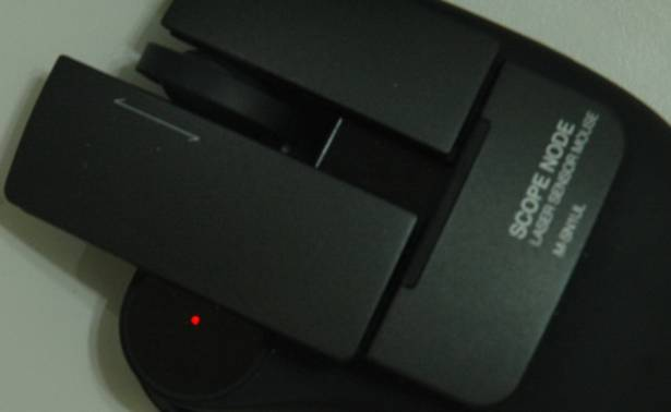 ELECOM超前衛握感鼠SCOPE NODE(2)