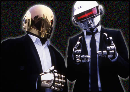 Daft Punk - Harder,Better,Faster,Stronger