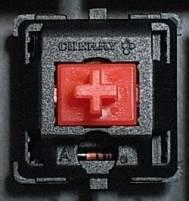 ★★Cherry MX軸有幾種 當然不是青茶黑白★★