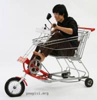 Cartrider 購物腳踏車