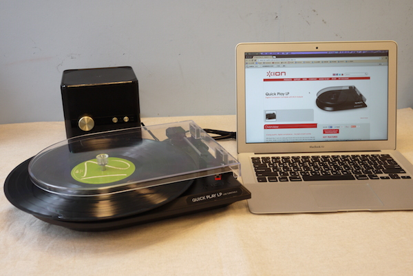【生活玩3C】黑膠唱片也能輕鬆帶著走!ION Audio黑膠播放轉換器