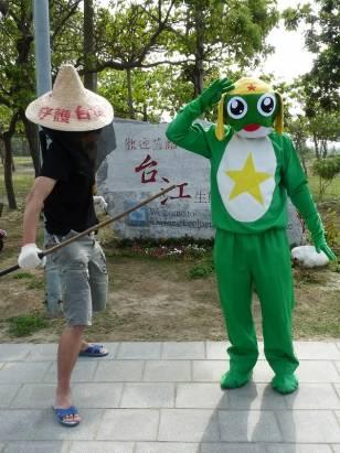 雲劍~軍曹~鐵馬行!