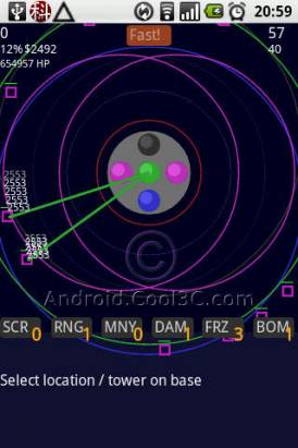 無敵殺時間遊戲: Spira Defence