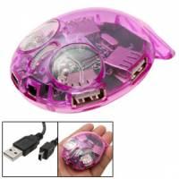 大眼魚USB hub