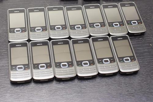 Nokia 6208 Classic筆劍機動手玩