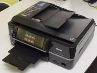 3C好好玩:Epson Stylus Photo TX800FW相片複合機