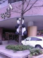 功夫熊貓 在台北