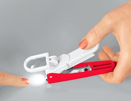 會發亮的指甲刀