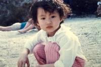正妹小時候...