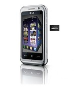 SanDisk 8GB iNAND 將內建於LG Arena多媒體手機
