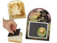 吐司麵包印記