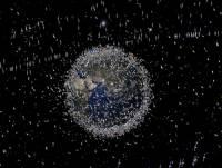 衛星密集程度