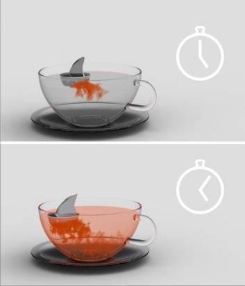 最驚聳的茶