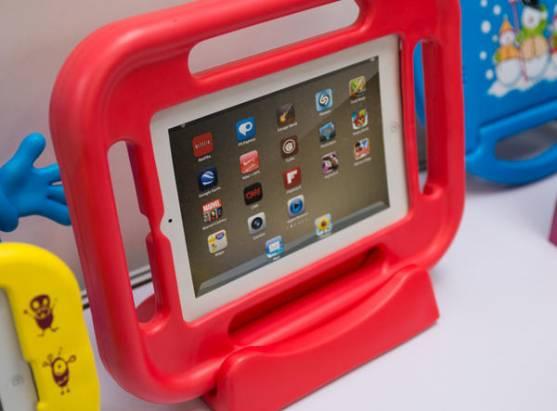 Computex 2014:手殘救星!再也不用擔心 iPad 跳樓的巨無霸「保護套」