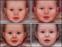 你有能力分辨哪個寶寶比較可愛嗎...