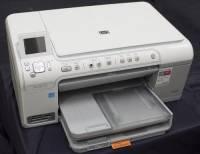 百變光碟封面 HP Photosmart C5380 開箱~