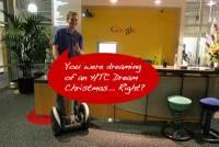 聖誕老公公,我今年希望得到....G1!!