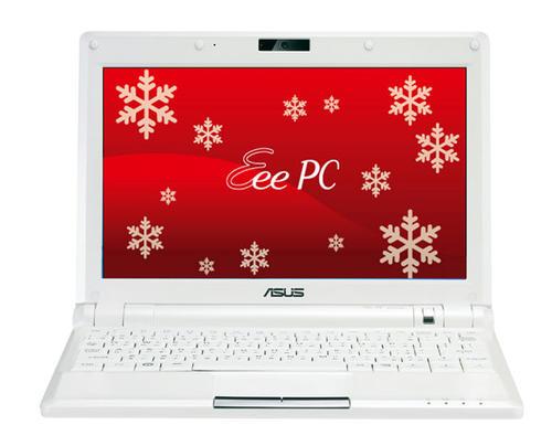 華碩說 EeePC 是Amazon讀者最想要的耶誕節禮物