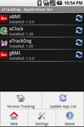 aTrackDog: 來養隻幫你追蹤軟體更新的狗吧