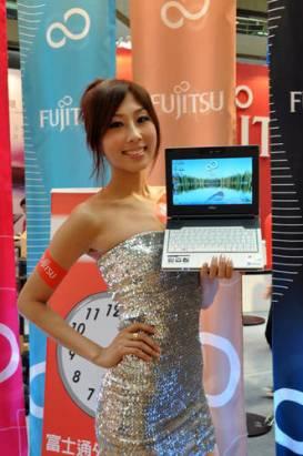 Fujitsu U2010 v.s U1010 比較圖