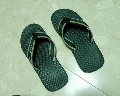 陪我多年的拖鞋