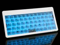 無線發光小鍵盤