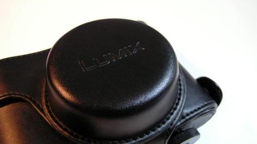 遲來了 Lumix LX3 官方皮套