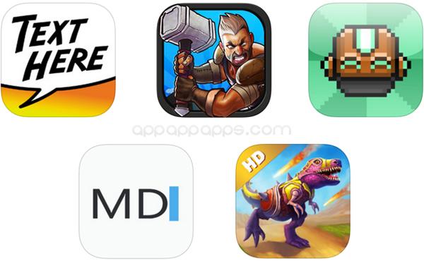 [25/2] iPhone / iPad 限時免費及減價 Apps 精選推介